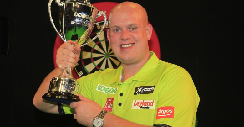 Michael Van Gerwen's Bio-Wiki: Net Worth