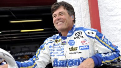 Who's Michael Waltrip? Wiki: Wife