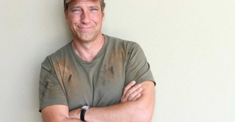 Mike Rowe's Wiki: Married