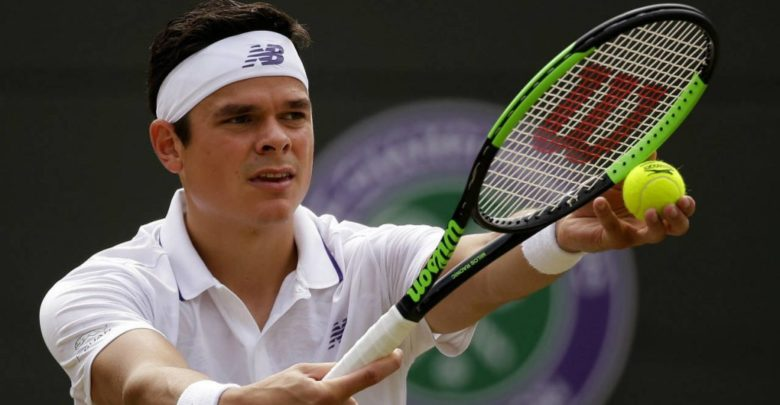 Who's Milos Raonic? Wiki: Wife