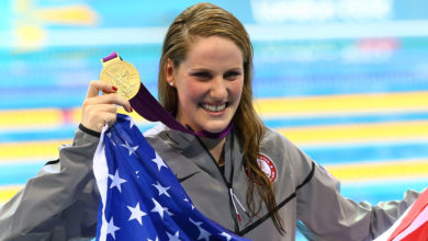 Missy Franklin's Wiki: Net Worth
