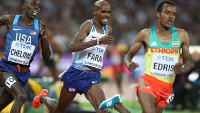 Who's Mo Farah? Wiki: Wife