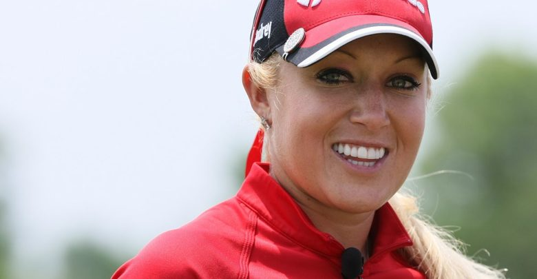 Natalie Gulbis's Wiki: Married