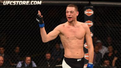 Nate Diaz's Bio: Net Worth