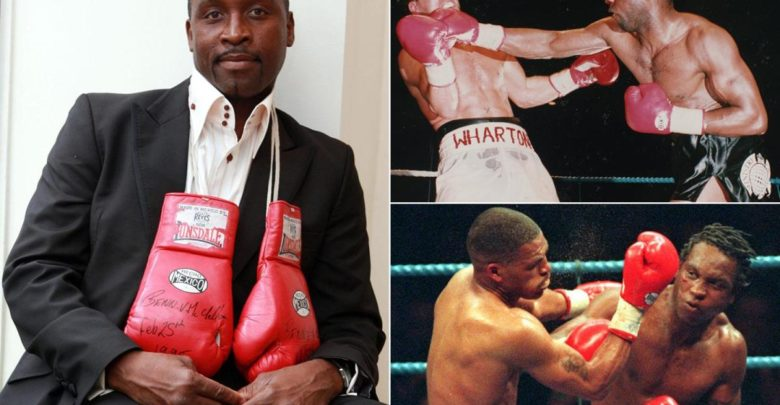 Nigel Benn's Wiki-Bio: Net Worth