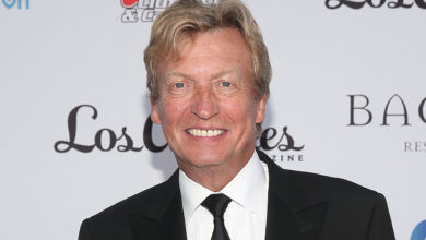 Who's Nigel Lythgoe? Bio: Net Worth