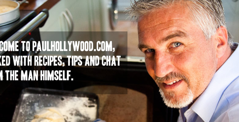 Paul Hollywood's Wiki-Bio: Real Name