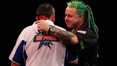 Who is Peter Wright Darts Player? Wiki: Wife