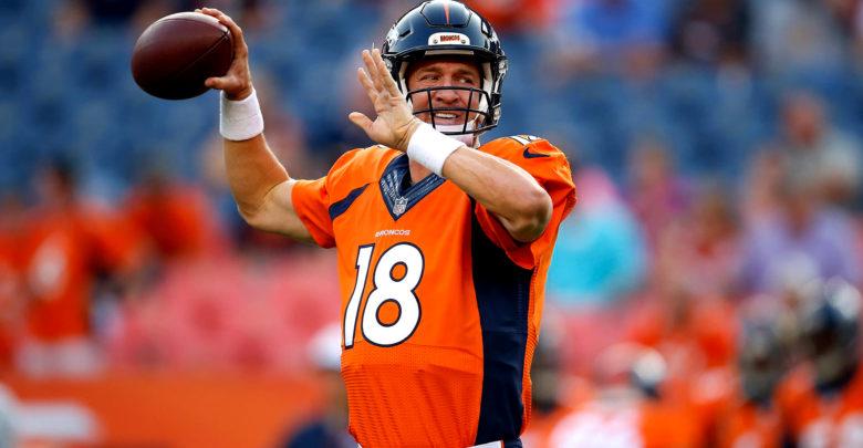 Who's Peyton Manning? Bio: Net Worth