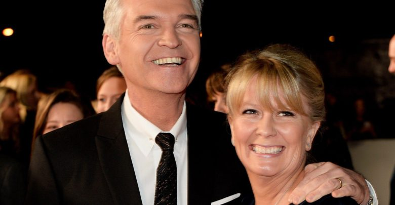 Who is Phillip Schofield? Wiki: Wife