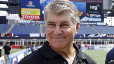 Ray Bourque's Bio: Son