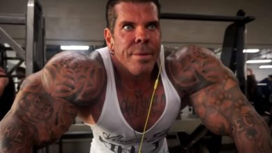 Who is Rich Piana? Bio: Body