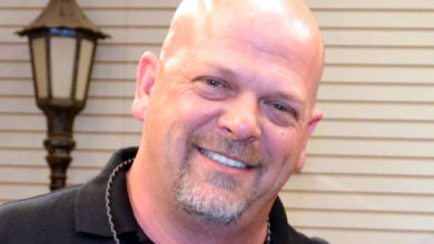 Rick Harrison's Bio: Wife