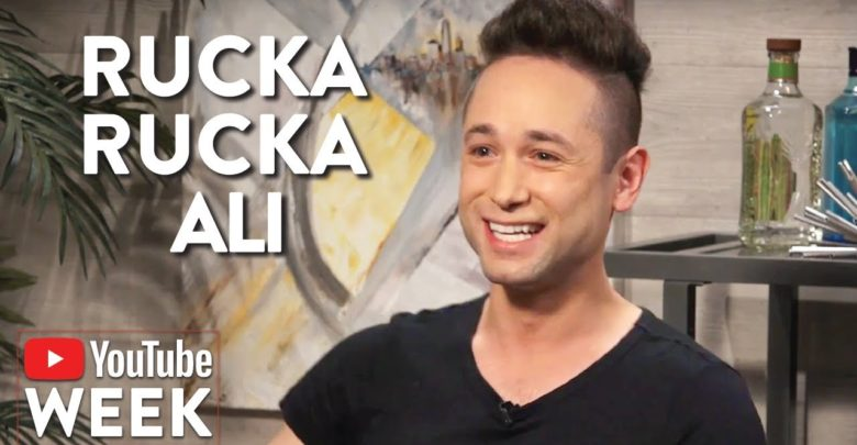 Rucka Rucka Ali's Bio: Son