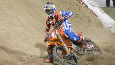 Who's Ryan Dungey? Bio: Net Worth