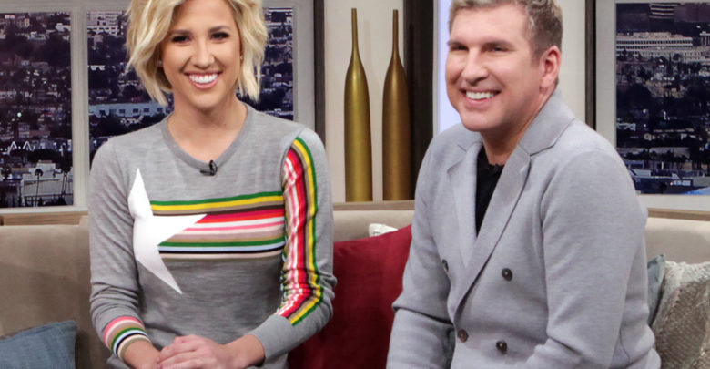 Savannah Chrisley's Bio-Wiki: Net Worth