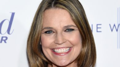 Savannah Guthrie's Bio: Today