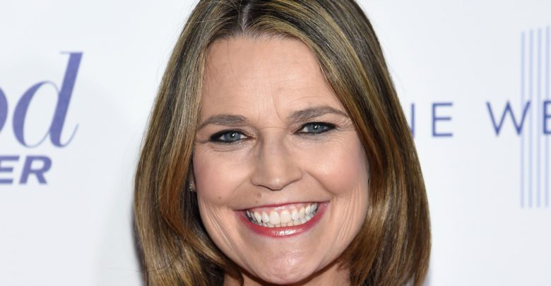 Savannah Guthrie S Bio Today Salary Husband Net Worth Kids Child Diet