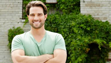 Who's Scott McGillivray? Bio: Wife