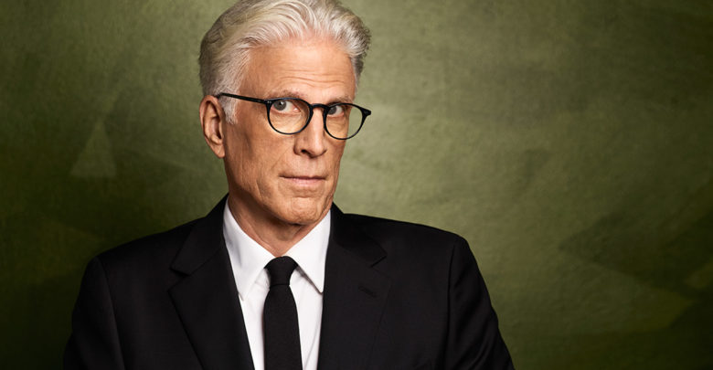 Ted Danson's Bio: Wife