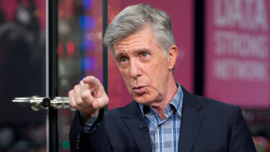 Tom Bergeron's Bio: Wife