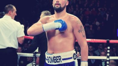 Tony Bellew's Bio: Net Worth