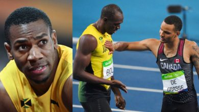 Yohan Blake's Bio: Net Worth